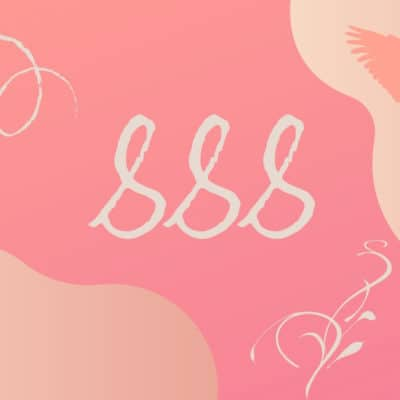 angel number 888 heading