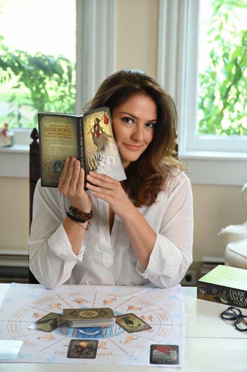 sasha graham tarot tips for beginners