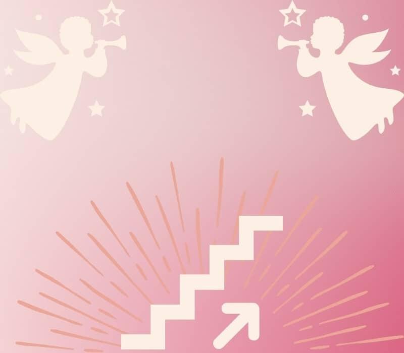 angel number 1234 steps