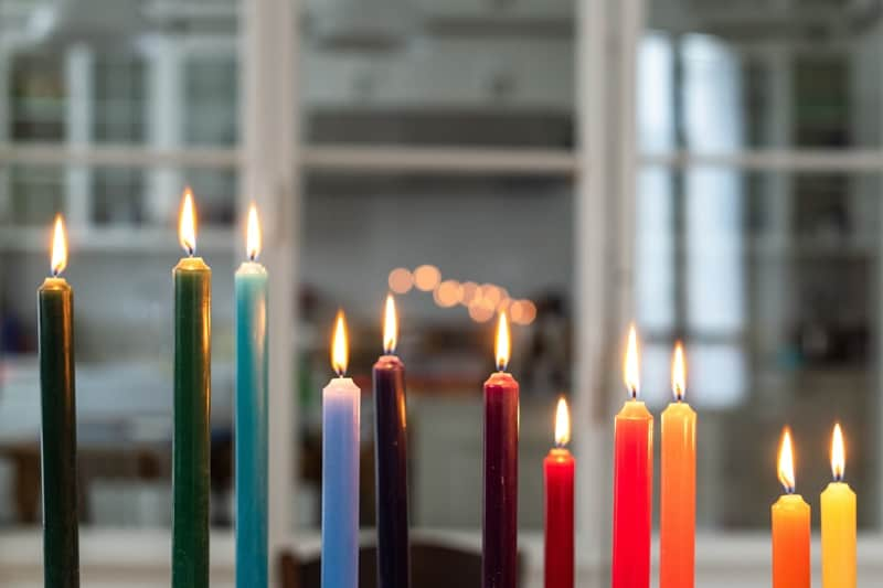 candle magic colors meaning