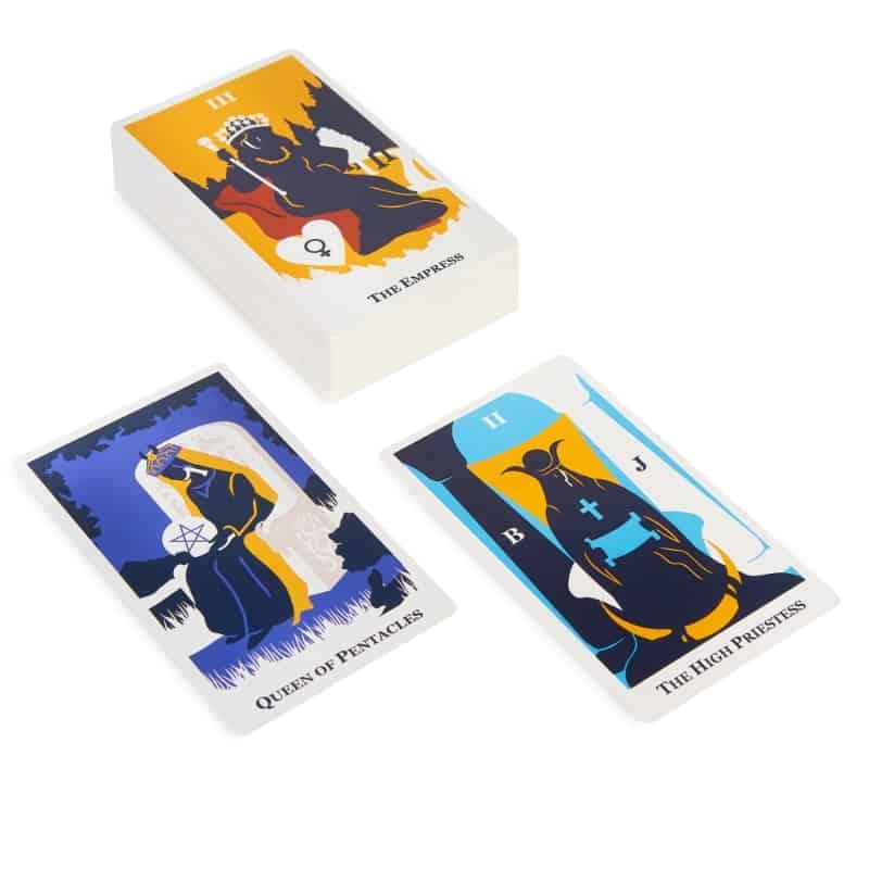 cards tarot modern way deck